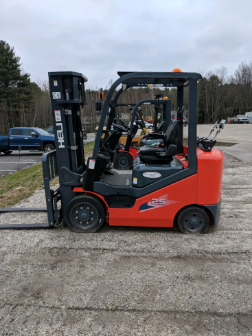 Used Forklift - SOLD - Maine